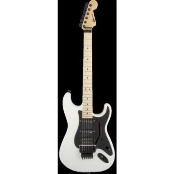 Charvel USA Select So-Cal HSS FR Satin Snow Blind with Hard Case!