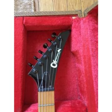 1988 Charvel Jackson Model 1 Electric Guitar