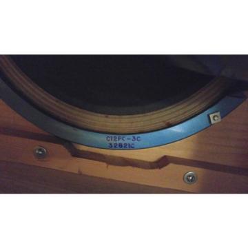 """Utah Vintage Speaker / Cabinet 12"""" / 8 Ohm / C12PC-3C """"Celestia"""" 1960"""