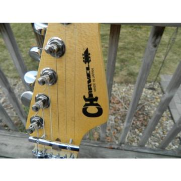 Charvel So Cal (MIJ) Custom Electric Guitar - Floyd Rose HSS