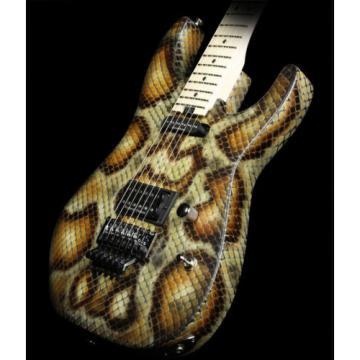 Charvel Pro Mod San Dimas Warren DeMartini Signature Snakeskin Electric Guitar