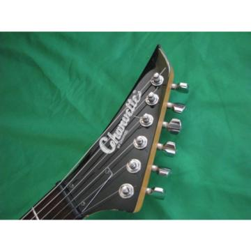 Charvette by Charvel 170 Electric Guitar with Reverse Headstock & Tremolo