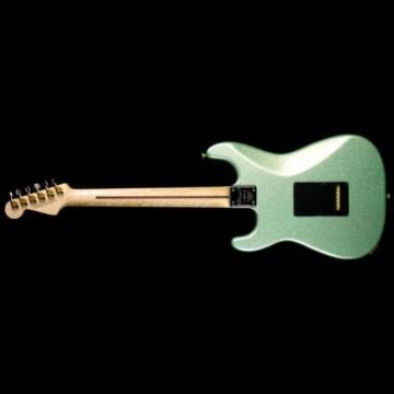Charvel Custom Shop Nitro San Dimas Guitar Seafoam Sparkle w/ Platinum Overspray