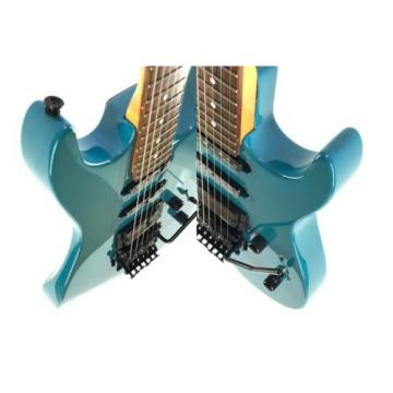 Charvel DK-65, SSH, Sky Blue, Made In Japan, 1991