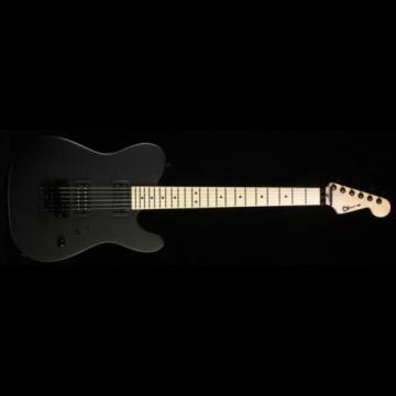 Charvel USA Select San Dimas Style 2 HH Electric Guitar Pitch Black