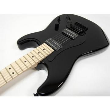 Charvel Pro-Mod Series SO-CAL Style 1 HH Black Free Shipping From Japan #