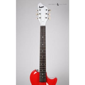 BRAND NEW SUPRO BELMONT VIBRATO POPPY RED