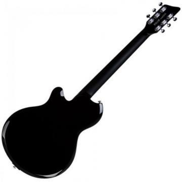 Supro Westbury Electric Guitar ~ Jet Black~2020JB NEW