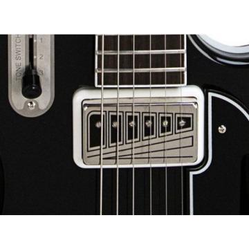 Supro Coronado II Vibrato 1582VJB Electric Guitar 2 Vistatone Pickup