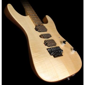 Charvel Guthrie Govan Signature Flame Top Electric Guitar Natural