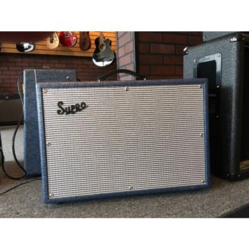STORE DEMO SUPRO ROYAL REVERB ELECTRIC GUITAR AMPLIFIER $0 CONT. US SHIPPING