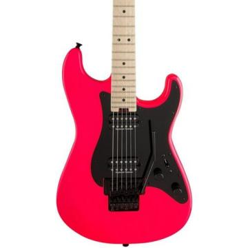 CHARVEL PRO MOD SO-CAL STYLE 1 2H FR Neon Pink E-Guitar