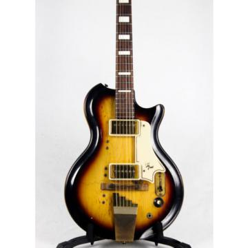1960's Supro Valco Val Trol electric guitar