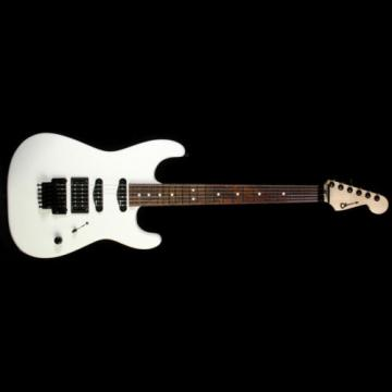 Charvel USA Select San Dimas Style 1 HSS Electric Guitar Snow Blind Satin
