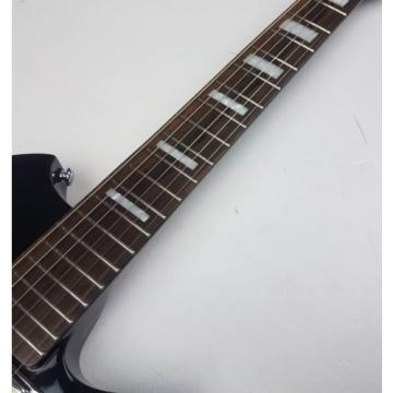 Supro Westbury Electric Guitar - Jet Black