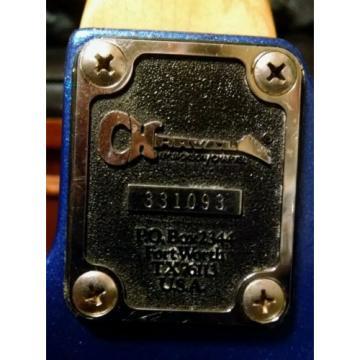 Charvel deluxe 275 custom shop 1989 RARE