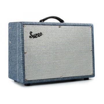 "New Supro USA Dual Tone Tube Combo Amp 1624T 4-watt 1x12"" Tremelo"