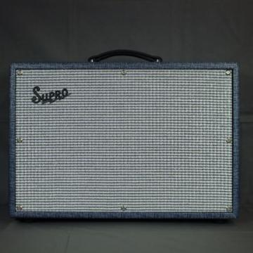 MINT Supro 1648RT Saturn Reverb Tube Guitar Combo Amp - FREE SHIP
