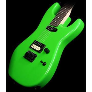 Charvel San Dimas 1 HS HT Slime Green