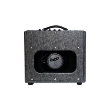 "Supro Comet 6/14W 1x10"" Class A Tube Combo Guitar Amplifier W/ Reverb & Tremolo"