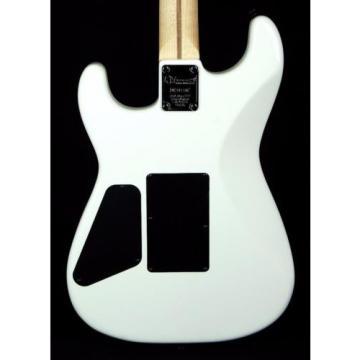 Charvel PM SD1 Pro Mod San Dimas HH Guitar w/ Floyd Rose Snow White w/ Gig