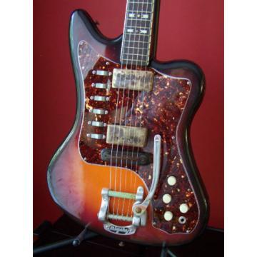 RARE 60's- 70'S SUPRO GUITAR SILVERTONE KAY VALCO HARMONY NATIONAL