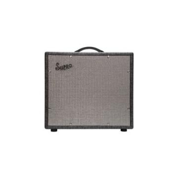 "Supro 1695T Black Magick - 25W 1x12"" Combo Amp 2 Channel Guitar Amplifier NEW"