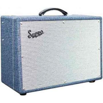 DEMO Supro Saturn Reverb Guitar Amplifier