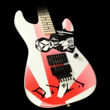 Charvel Custom Shop Warren DeMartini San Dimas Electric Guitar Bomber Graphic