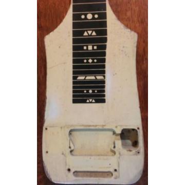 Vintage McKinney lap steel body Supro made