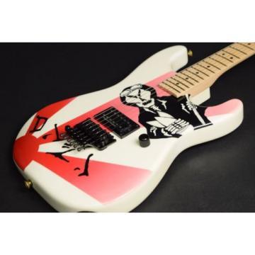 CHARVEL WDM BOMBER Used Electric Guitar Warren de Martini's signature model F/S