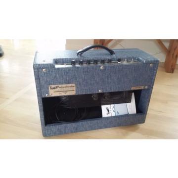 Supro Royal Reverb 1650RT 2 X 10 35/45/60 Watt Combo Guitar Amplifier