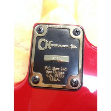 1985 Charvel San Dimas Electric Guitar