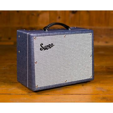 SUPRO TREMO VERB 1622RT 1x10 Guitar Combo - AU 240V 25 Watt