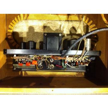 1959 Valco Supro Golden Holiday 6v6 Tube Amplifier Combo Serviced & Ready VIDEO