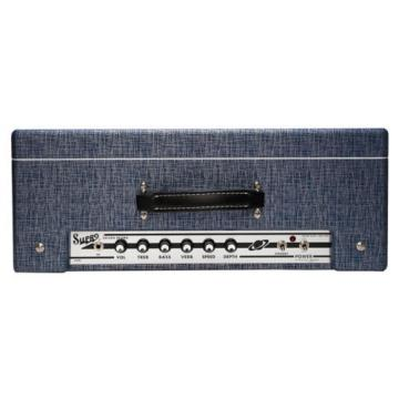 NEW Supro 1648RT Saturn Reverb 15W Tube Combo Electric Guitar Amplifier
