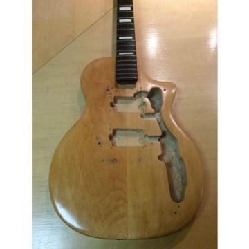 Supro Dual Tone 1960 Project Neck and Body National Airline Valco Link Wray
