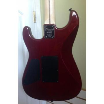 Charvel Pro-Mod San Dimas Style 1 HH FR Floyd Rose Red Burst Electric Guitar