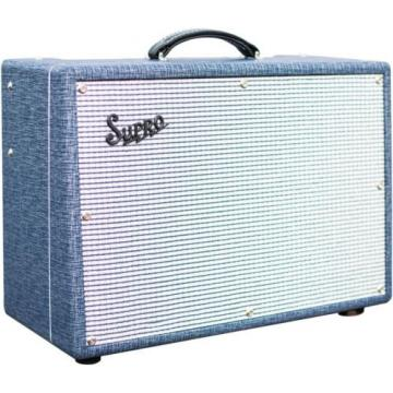 NEW SUPRO SATURN REVERB 15W GUITAR COMBO AMPLIFIER RETRO TUBE AMP