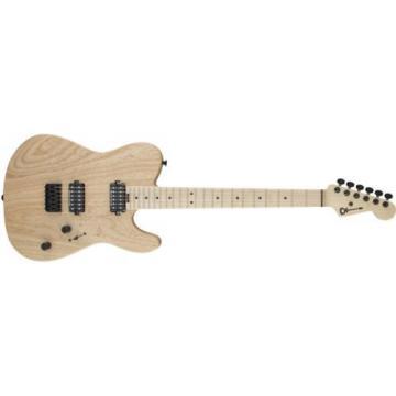 NEW! 2017 Charvel Pro-Mod San Dimas Style 2 HH HT guitar in ash (pre-order)