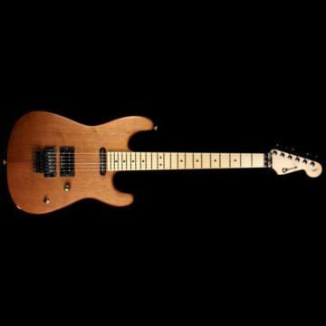 Charvel Custom Shop Exclusive Carbonized Mahogany San Dimas Electric Guitar