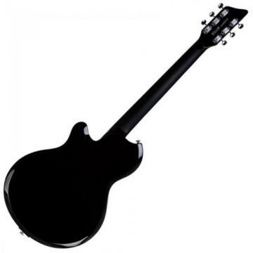 Supro Jamesport Electric Guitar ~ Jet Black ~ 2010JB ~ NEW