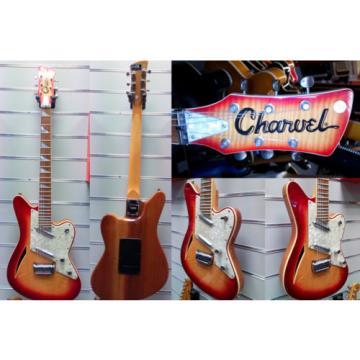 CHARVEL Surfcaster Cherryburst- 90`s -NOS-Sofort Lieferbar!!!