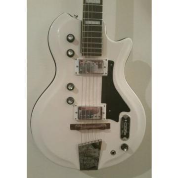 Custom Built Airline Supro Res-O-Glas Electric Guitar