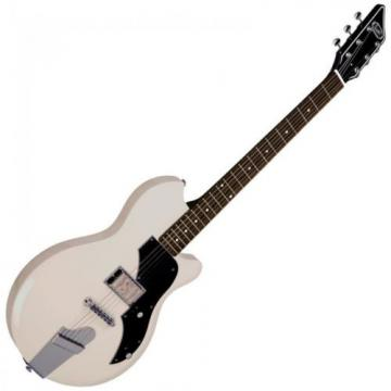 Supro Jamesport Electric Guitar ~ Antique White ~ 2010AW ~ NEW