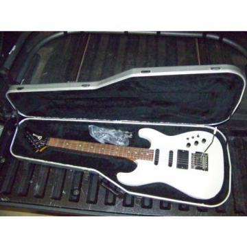1986 Charvel Model 4 Guitar - White - VERY NICE!