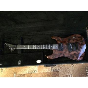 Charvel usa electric guitar