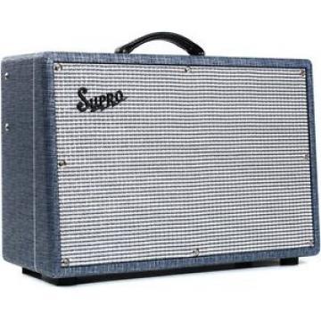 SUPRO CORONADO 34W CLASSIC GUITAR COMBO TUBE AMP as PLAYED by JIMI HENDRIX 1690T