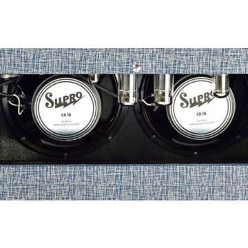 Supro Coronado Combo - New! w/ Footswitch