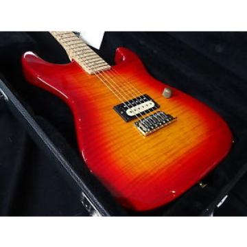 2004 Charvel Jackson 25th anniversary San Dimas AAA Flamed Maple Top MINT!